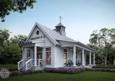 Architect Birmingham Alabama Rendering 007