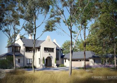 Architect Birmingham Alabama Rendering Campbell Studio C 2